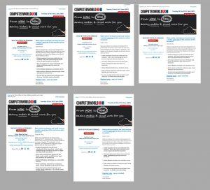 Publicare - E-mail Vorschau