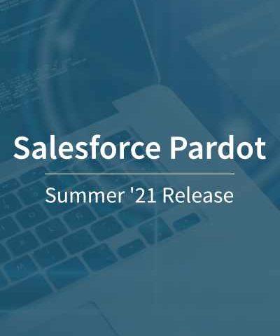 Pardot Summer Release
